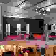 Training Area Renov8 CONSTRUCTION Modern gym