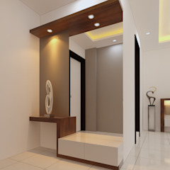Modern style dressing rooms by Fuze Interiors Modern