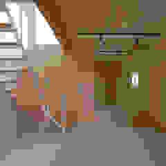 眺望を楽しむ家 モダンデザインの ホームジム の ARCHIXXX眞野サトル建築デザイン室 モダン