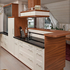 Bau- und Möbelschreinerei Mihm GmbH & Co. KG Cocinas equipadas Madera