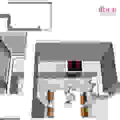 Nova cozinha a caminho! por Rofal House Lda Moderno