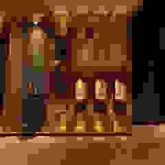 Vivaldi Mont Kiara Modern corridor, hallway & stairs by Norm designhaus Modern