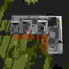 Modelo   T3 209m² por Discovercasa   Casas de Madeira & Modulares Moderno Madeira Acabamento em madeira