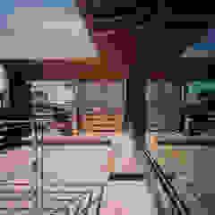 توسط 西島正樹/プライム一級建築士事務所 آسیایی چوب Wood effect