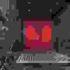 ACABADOS ARQUITECTONICOS Paredes y pisos de estilo moderno de Premier Pools S.A.S. Moderno
