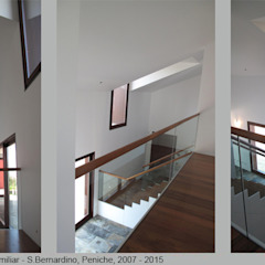 Casa de São Joaquim, São Bernardino, Peniche por LUISA PACHECO MARQUES ARQUITECA, SOC. UNIP. LDA Mediterrânico