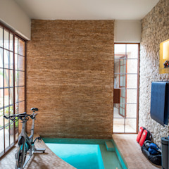 Fitness colonial por Taller Estilo Arquitectura Colonial