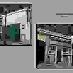 Pancho R. Ochoa Interiorismo Commercial Spaces Iron/Steel Green