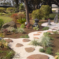 by Japanese Garden Concepts Asian