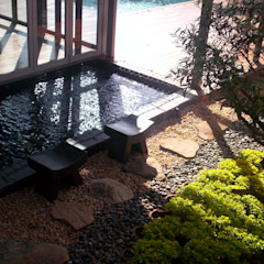 MORSE Asian style garden by Japanese Garden Concepts Asian
