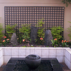 SINDELMAN Asian style garden by Japanese Garden Concepts Asian