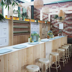 Scandinavian style event venues by Thomas Dellys Scandinavian