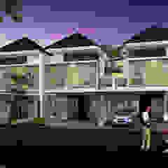 Perumahan ares residence Oleh Ikhwan desain Minimalis Batu Bata
