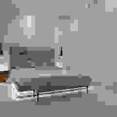 Apartamento Côte D'Azur Quartos escandinavos por Angelourenzzo - Interior Design Escandinavo