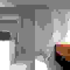 Cabeleireiro Lojas e Espaços comerciais minimalistas por sjjotarquitectura Minimalista