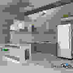 Dapur Minimalis Oleh Simply Arch. Minimalis