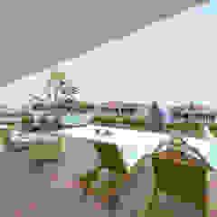 Ocean Villas   Living Concept at Ribamar   Ericeira por DR Arquitectos Moderno