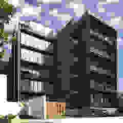 توسط Stuen Arquitectos مدرن سنگ