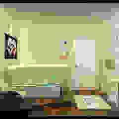 Modern Minimalist House Kamar Bayi/Anak Minimalis Oleh CV Leilinor Architect Minimalis