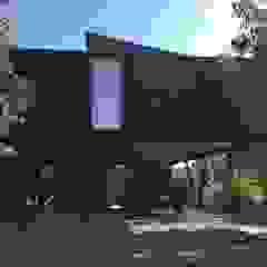 de m2 estudio arquitectos - Santiago Mediterráneo Madera Acabado en madera