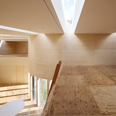 Light Valley モダンな 窓&ドア の FUTURE STUDIO モダン