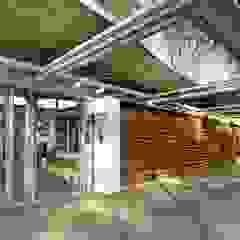 Mountain House, Oranjezicht by Van der Merwe Miszewski Architects Modern Wood Wood effect