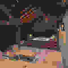 Casa da Chapada Spa campestre por Grecco + Marques Arquitetos Campestre