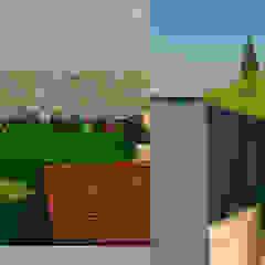 Jardim Privado - Moradia Unifamiliar Jardins ecléticos por JAG arquitetura paisagista Eclético