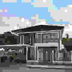 por MG Architecture Design Studio Asiático
