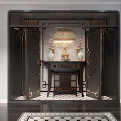 by ICON INTERIOR Asian