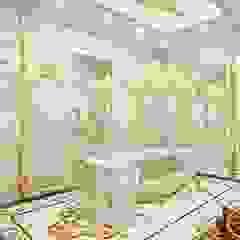 Womanly Interior Design by Katrina Antonovich Classic style dressing room by Luxury Antonovich Design Classic