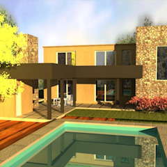 Sofía Lopez Arquitecta Single family home