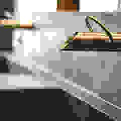 Woonhuis in Hengelo Industriële badkamers van Molitli Interieurmakers Industrieel Beton