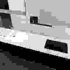 Goessens Meubelmakers Showroom Lojas e Espaços comerciais minimalistas por Lola Cwikowski Studio Minimalista