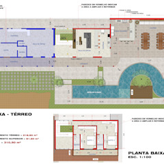 od Hamilton Turola Arquitetura e Design Rustykalny