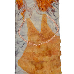 modern  by Origen Lo Natural EIRL, Modern Wool Orange