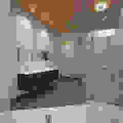 Old Farm Residence RT Studio, LLC Modern Bathroom