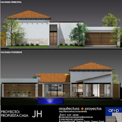 arquitectura+proyectos วิลล่า คอนกรีตเสริมแรง White