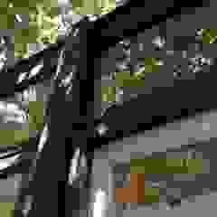 من Crescente Böhme Arquitectos حداثي زجاج