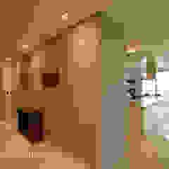 광장동 유진스웰 50py 클래식스타일 복도, 현관 & 계단 by Design Daroom 디자인다룸 클래식