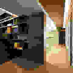 "Casa Normal ""풍경이 아름다운 집""_Anyang by Design Tomorrow INC. 한옥"
