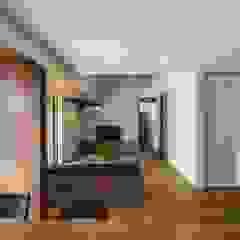 滝田の家 和風デザインの リビング の WORKS WISE 和風