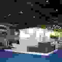 MONTAUDON INTERIORISMO Commercial Spaces Wood White