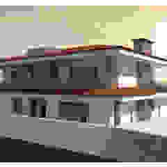 Habitação Ribeirão Tradicional por Opus-Mater atelier Clássico