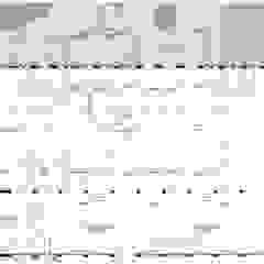 CONCURSO NACIONAL DE ANTEPROYECTOS NUEVO EDIFICIO ESCUELA PROVINCIAL DE ARTES VISUALES N° 3031 Salas multimedia modernas de Mauricio Morra Arquitectos Moderno