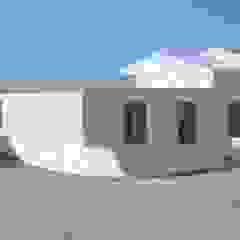 Casa algarvia por Rodrigo Roquette Campestre Pedra