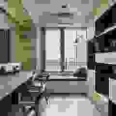 Scandinavian style study/office by 詩賦室內設計 Scandinavian