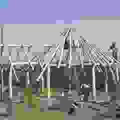 por TECTUM Diseño & Construccion Tropical Bambu Verde