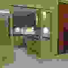 REVAMPED KITCHEN Modern kitchen by FINE ART LIVING PTE LTD Modern Plywood