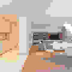 Apartamentos T3 Perto do centro de Braga Referência: clix mais AP 321 por Clix Mais Moderno